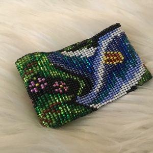 Gorgeous Beaded Magnetic Bracelet!